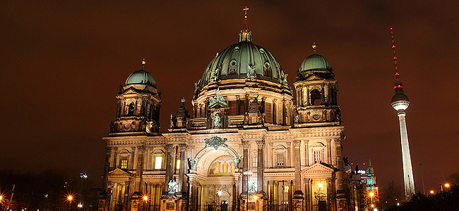 Berliner Dom, il duomo di Berlino