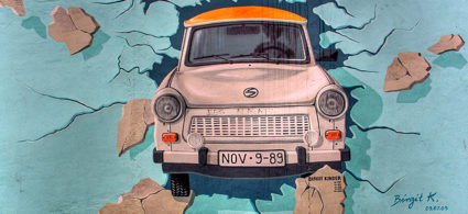 East Side Gallery, la galleria di murales sul muro di Berlino