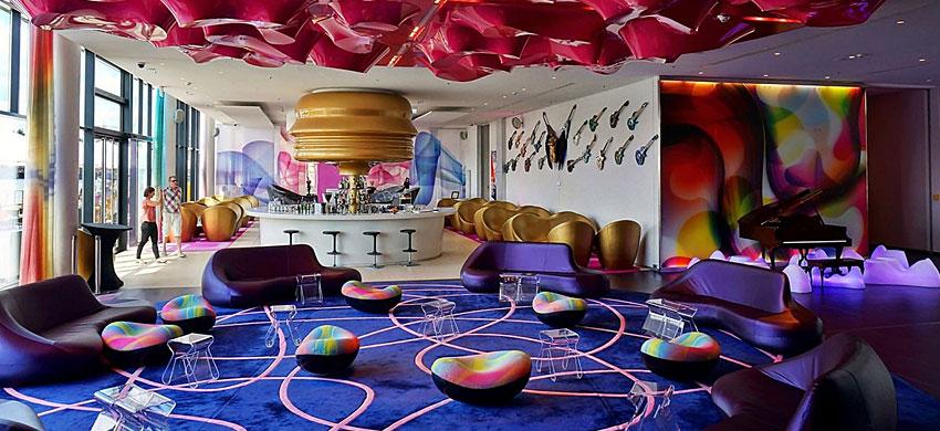 Hotel insoliti a Berlino - Berlino