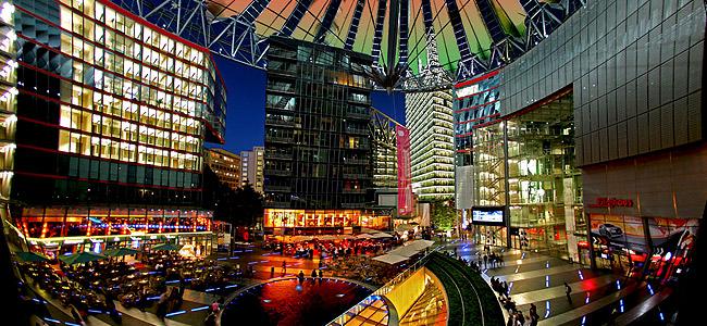 L'architettura moderna di Berlino