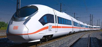 Raggiungere Berlino in treno
