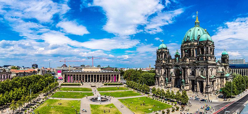 Berlino - La più completa guida turistica online su Berlino