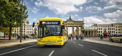 Autobus e tram a Berlino