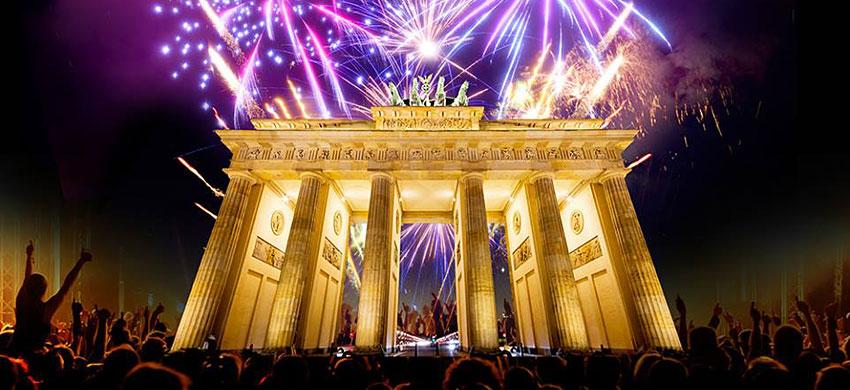 Capodanno 2021 a Berlino